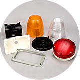 Plastic Lighting Components