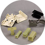 Small Complex Plastic Parts