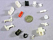 Small Plastic Injection Molded Parts